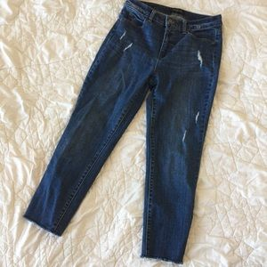 {Talbots} Flawless 5 Pocket Jeans